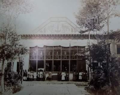 ققنوس / حسینیه امینی ها - قزوین