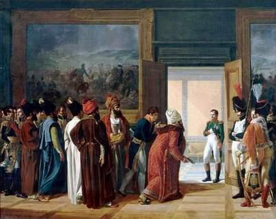 لاقات میرزا محمدرضا قزوینی سفیر فتحعلیشاه و ناپلئون بناپارت