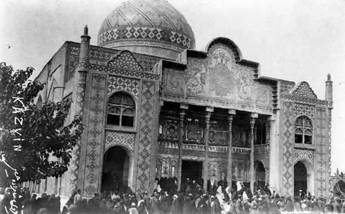 ققنوس - روز عاشورای حسینی در قزین/ اواخر قاجاریه