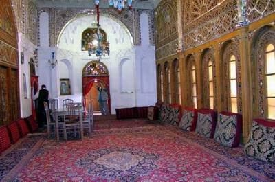 حسینیه امینی ها - قزوین
